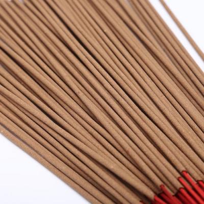 江门竹签香的制作工艺