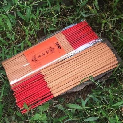 江门竹签香厂家告诉你烧香要注意什么